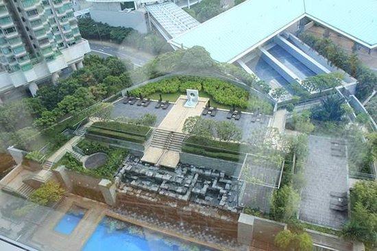Novotel Citygate Hong Kong : View of Pool