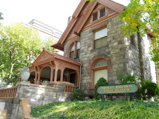 Molly Brown House Museum : Molly Brown's house
