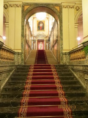 Hotel Imperial Vienna: Staircase