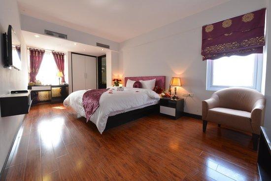 Golden Sun Suites Hotel: Junior Suite Double