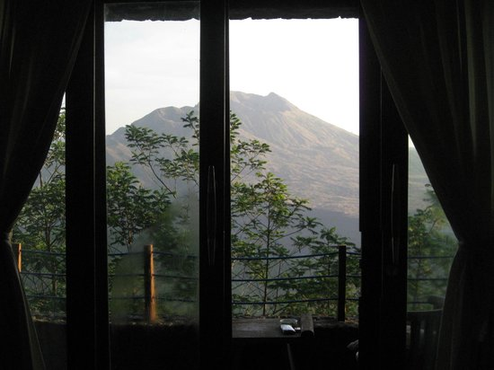 Lakeview Ecolodge: Stunning view from room