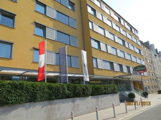 Courtyard Vienna Schoenbrunn: Hotel
