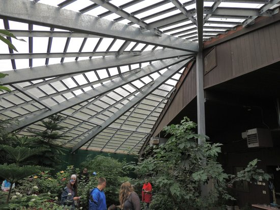 The Butterfly Place: Outside
