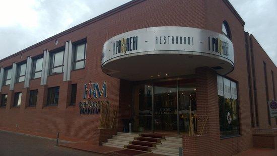 Hotel Repubblica Marinara : Esterno
