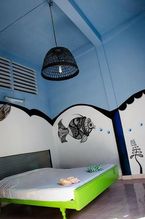 Star Guesthouse: Renovated Room