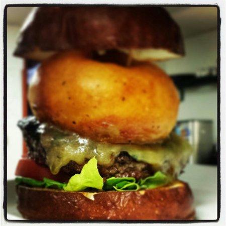 EvenFlow : EF kobe burger