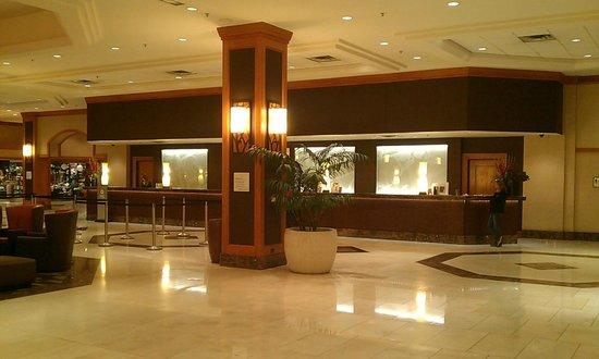 Sheraton Denver Downtown Hotel : Lobby