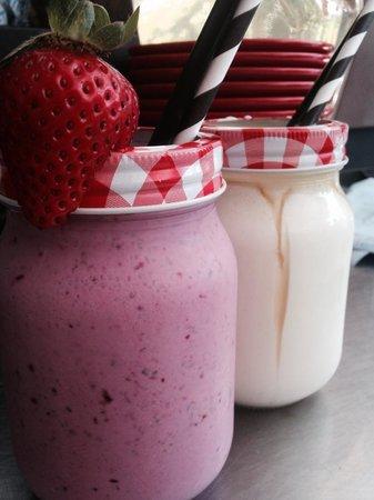 10 Hastings Street Cafe: Best smoothies!