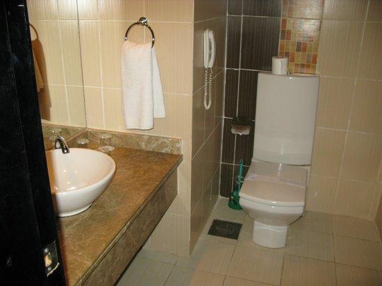 Elysees Hotel: Ванная комната