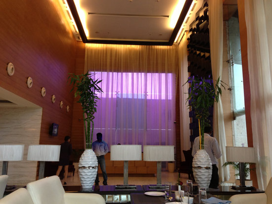 Royal Orchid Central Grazia, Vashi: Lobby Area