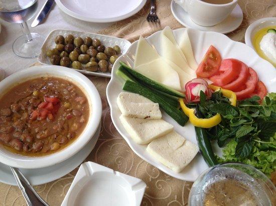 Pineland Hotel and Health Resort : Breakfast