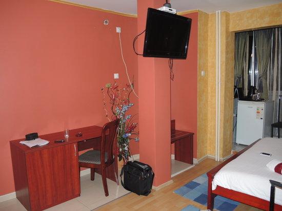 Hotel Super 8: номер