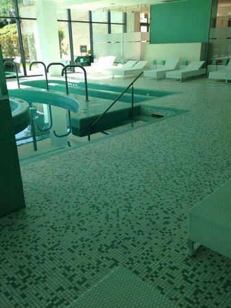 Fonte del Benessere Resort: Ingresso piscine