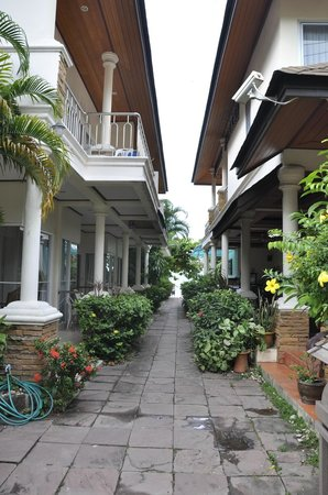 Baan Fah Resort Samui: Отель и местность