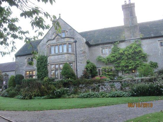 YHA Hartington Hall: The Main House
