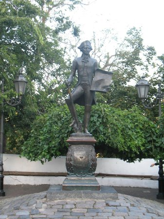 Monument to Iosif De Ribas
