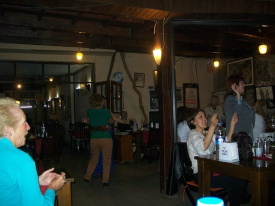 Restaurant Hasanaga : The revellers, night two