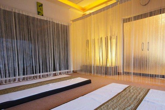 Taman Buddha : Thai Massage Room