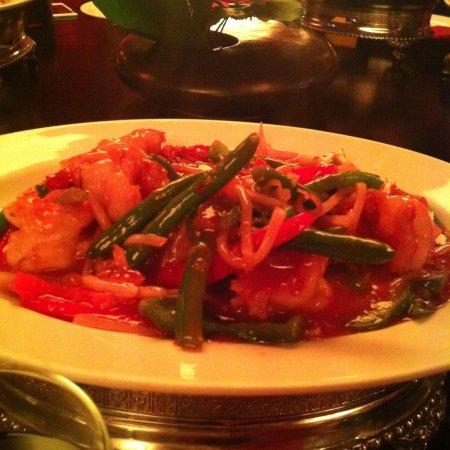 San San China Restaurant : Shrimps / prawns