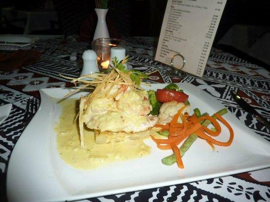 Nadi Bay Resort Hotel : oh So yummy