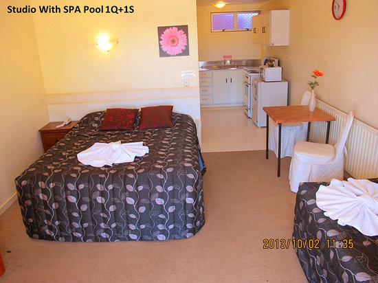 Gateway International Motel : Room 3