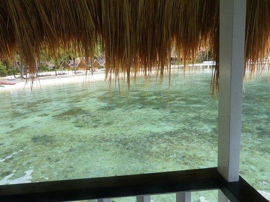 El Nido Resorts Miniloc Island : Privé dek