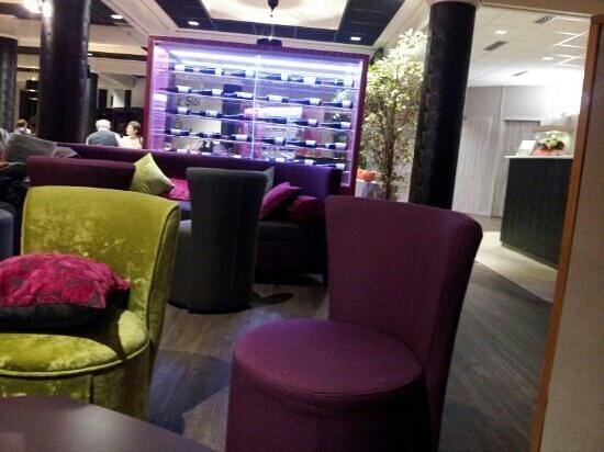 Best Western Hotel Atlantic Thalasso : salle
