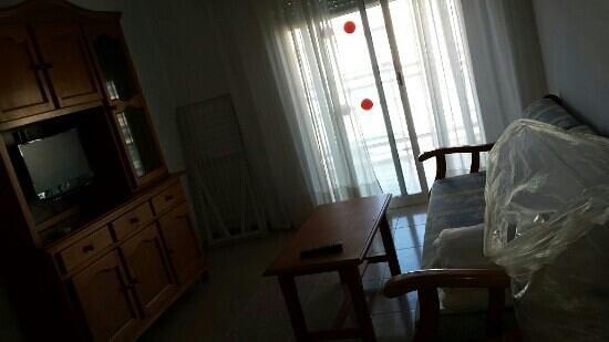 Larimar Apartments: com3dor