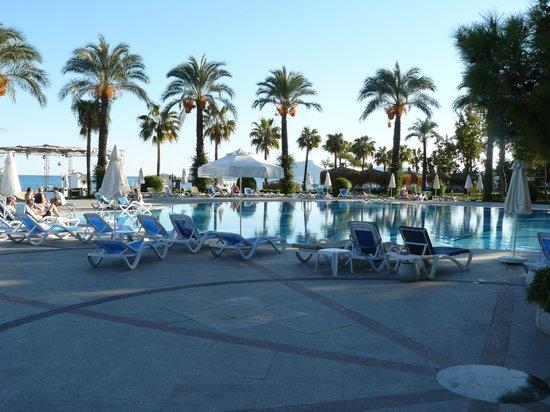 Mirada del Mar: la piscine