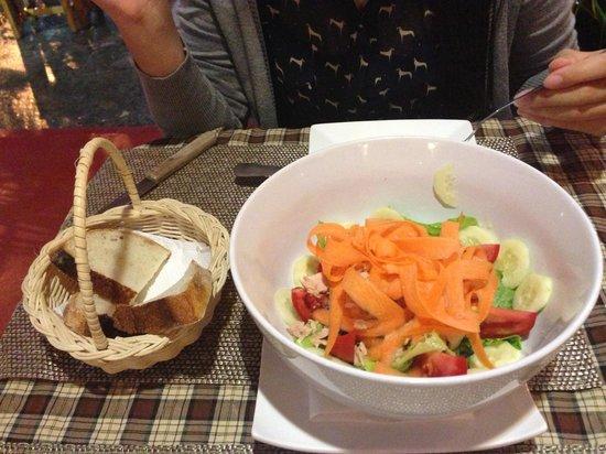 Marco: Healthy salad