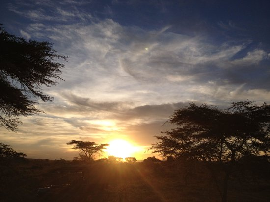 Kicheche Bush Camp: Sundown
