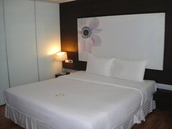 I-Residence Hotel Silom : Super comfy bed