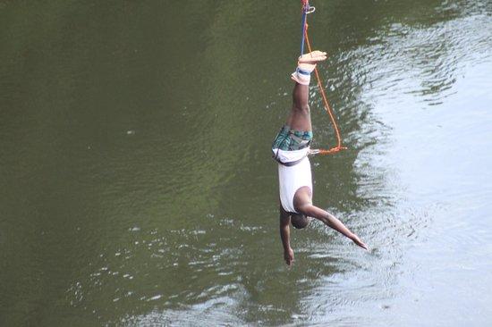 Nile High Bungee: Emmanuel.twinamatsiko