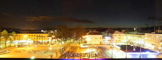 Seurahovi Hotel : This was taken from our room overlooking the market square.