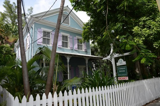 Cypress House Hotel : Key West: Cypress House