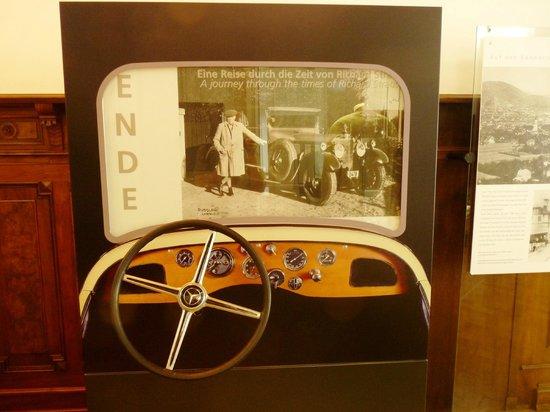 Richard Strauss Institute: Der Meister als Autofan