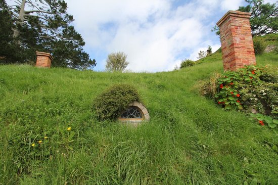 Hamilton & Waikato Region, New Zealand: Hobbiton -