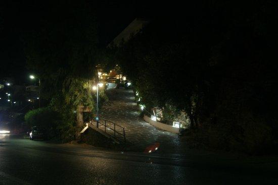 Despina Taverna: Entrance