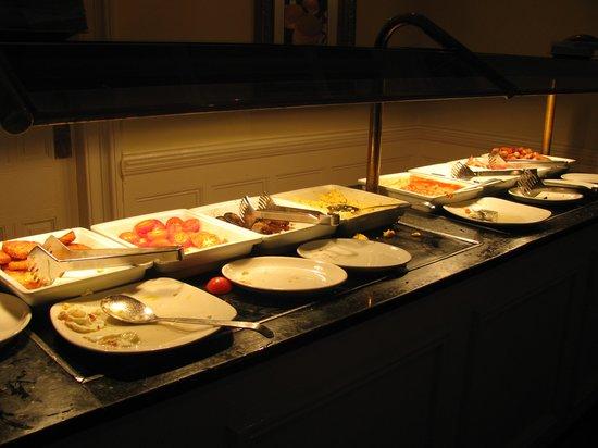 Hollins Hall Marriott Hotel & Country Club: breakfast buffet