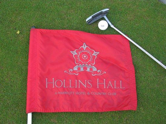 Hollins Hall Marriott Hotel & Country Club: golf