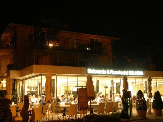 Bellariva hotel restaurant
