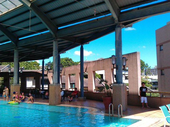 Howard Lake Resort Shihmen Dam: swimming pool