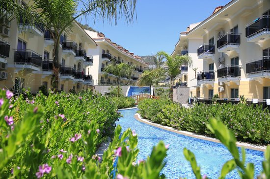 Montebello Resort Aufnahme