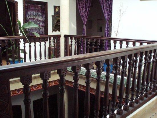 Riad Casa Blanca : Etage