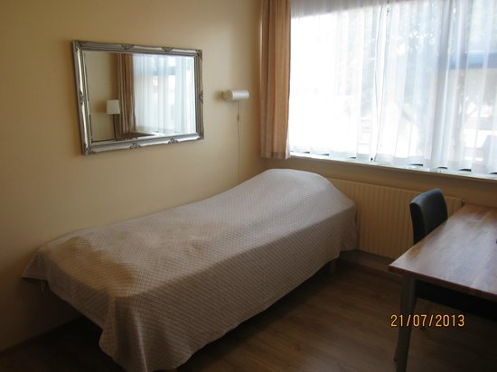 Guesthouse Sunna: One of the single rooms