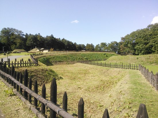 Hachigata Castle Remains