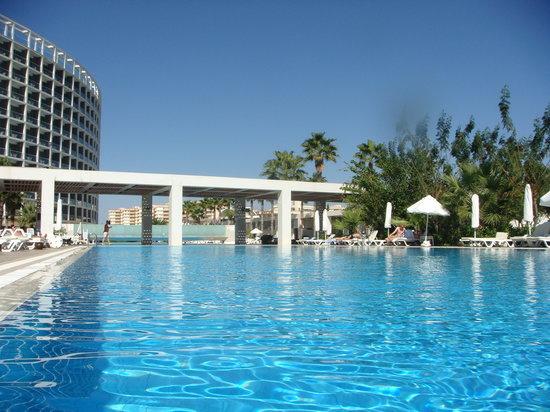 Kervansaray Hotel Kundu: The Pool