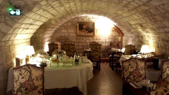 Best Western Jardin De Cluny: Breakfast area