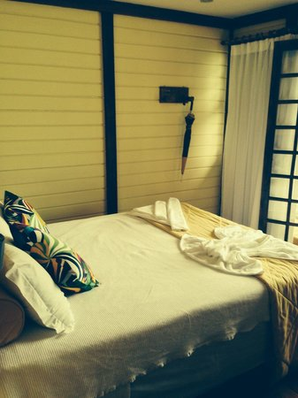 Pousada Praia da Camiranga : Lovely rooms