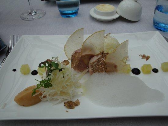 La Maison du Prussien: le foie gras